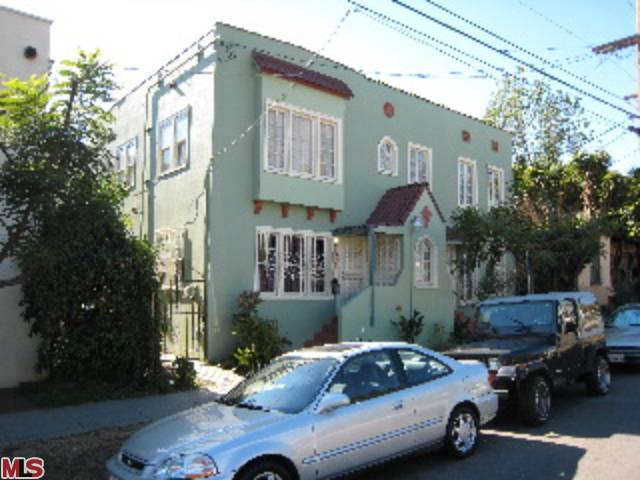 Shhhh. Wonderful 4-Plex In Heart Of Echo Park – Not Currently On The Market – $800,000