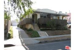 Two possible plays with this one: Los Feliz Duplex – $650K – Or a great home in Los Feliz