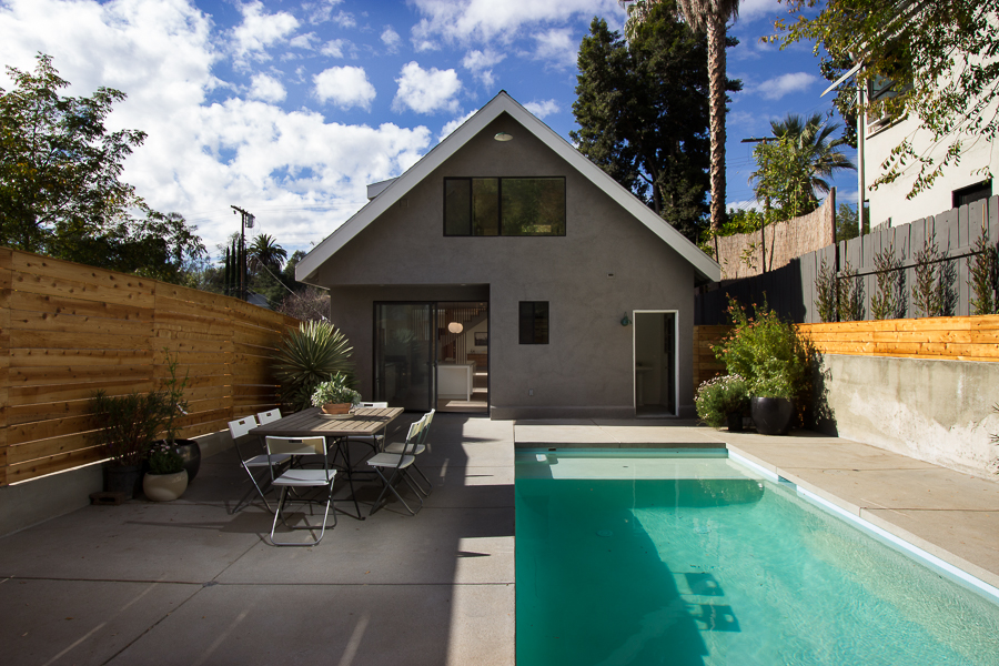 Fabulous Eagle Rock House With a Pool