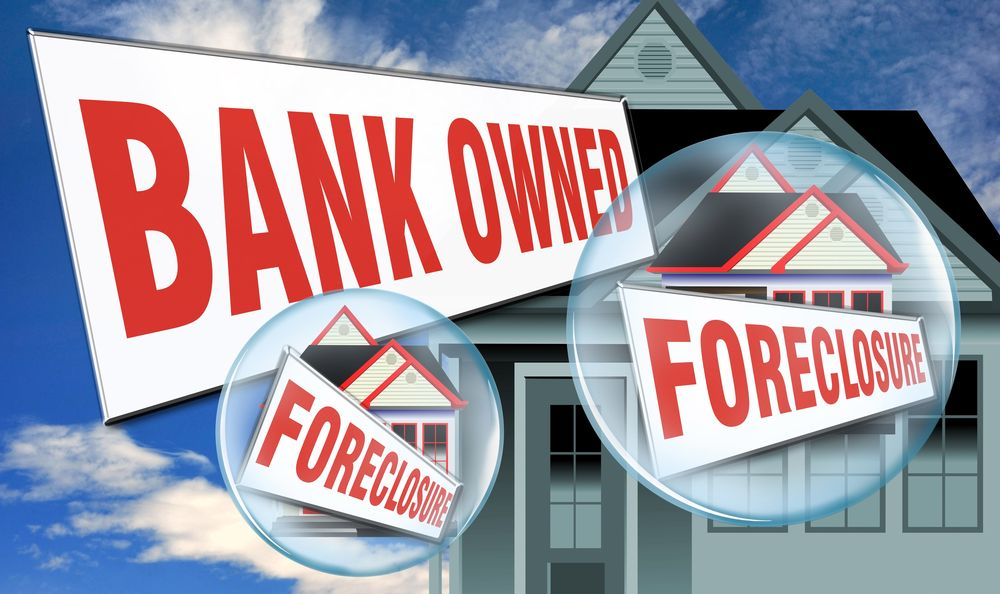 foreclosure mortgage and real estate market